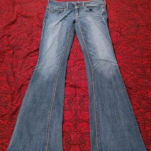 AEO 6 XLong Artist jeans